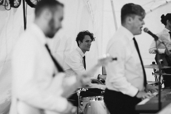 5 piece party band